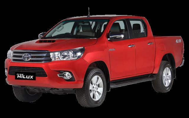 Toyota Hilux D-cab Jakarta