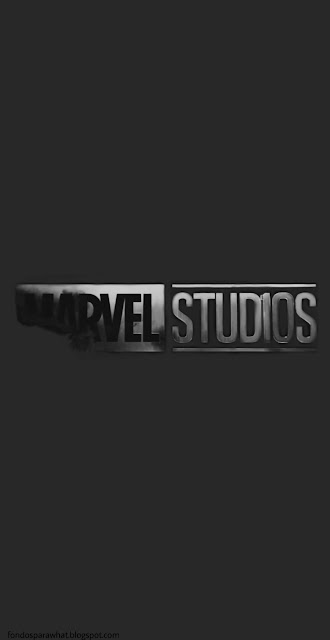 Logo Marvel Studio para fondo de pantalla