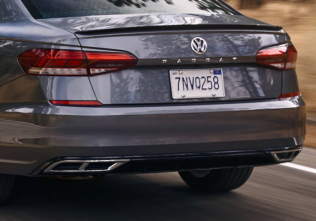 Novo VW Passat 2020
