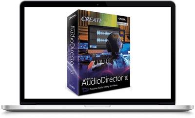 CyberLink AudioDirector Ultra 10.0.2315.0 Full Version