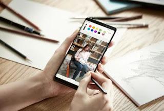 مراجعة, الهاتف, المحمول, Samsung ,Galaxy ,Note9