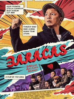 Sinopsis  Film Baracas 2017