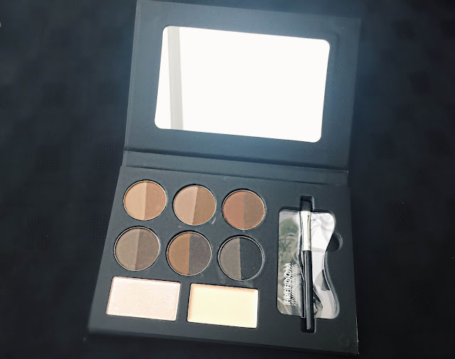Freedom Pro HD Brow Palette
