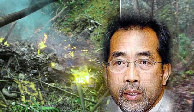 Kecuaian Juruterbang Punca Pesawat Jamaluddin Jarjis Terhempas