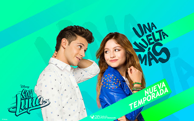 Wallpapers Para Tu Ordenador Y Smartphone De Soy Luna Dcgroup News