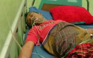 Kritis, Seorang Remaja Warga Kelurahan Jatiwangi Diduga Dianiaya di Kawasan Amahami