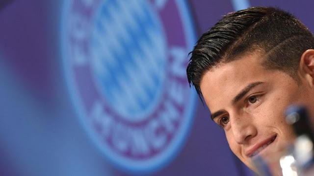 James: Saya Rasa Nanti Pintu Untuk Kembali ke Madrid Masih Terbuka
