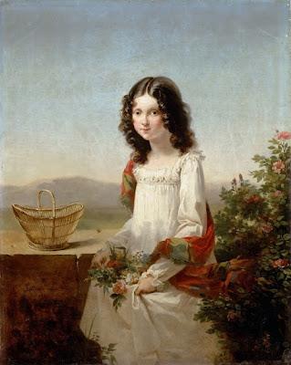 Lise Aubin de Fougerais (1817), Antoinette Cécile Hortense Haudebourt-Lescot