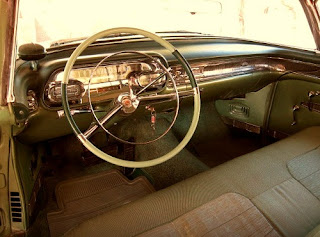 1958 Cadillac Coupe de Ville Dashboard