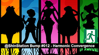 #012 - Harmonic Convergence - Sailor Moon - Rock With You