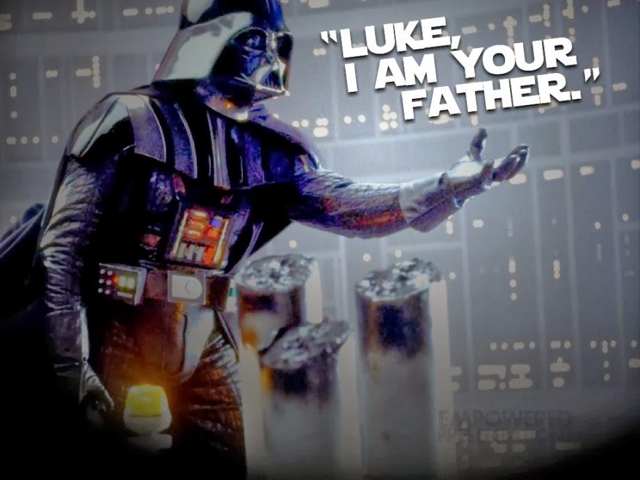 Star Wars Parody Hub: ...I am your father. NOOOOOOOOOOOOOOOOOOO!