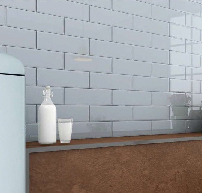 Grey Subway Tile