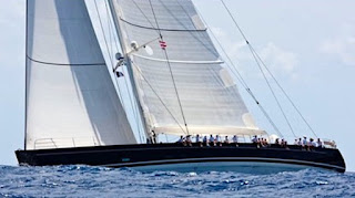 Luxury Crewed Sailing Yacht Charter Vacation on P2