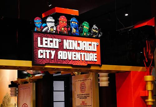 LEGOLAND Discovery Centre in Toronto:  LEGO NINJAGO DAYS- SEPT. 23-24 & SEPT. 30-Oct. 1 ~ #Giveaway #LDCToronto #NinjagoDays #LEGONinjagoMovie