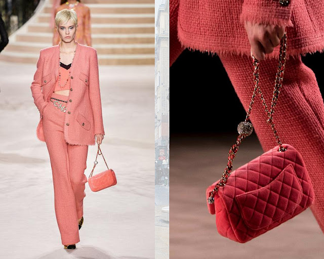 Показ моды Chanel Pre-Fall 2020-2021 5
