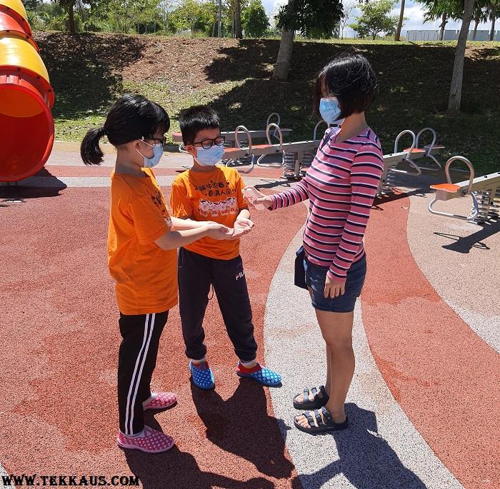 Hand Sanitizer Spray For Playground Children Kids