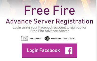 Cara Daftar Download APK Advance Server Free Fire Terbaru Mei 2020