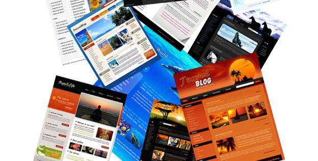 Cara Mengganti Template Blog - Mengubah Tampilan Blogger
