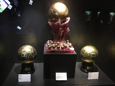 صلاح ومحرز ضمن المرشحين لجائزة الكرة الذهبية 2019