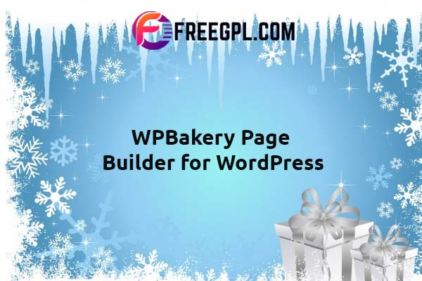 WPBakery Page Builder for WordPress Nulled Download Free