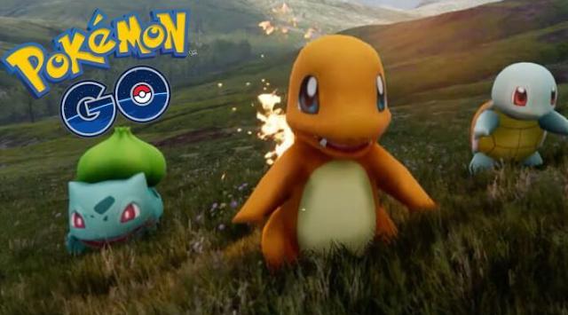 Gambar Game Pokemon Go