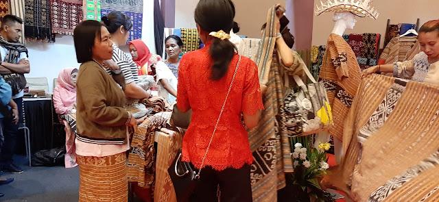Mampir ke Pameran Kriya Nusa 2019