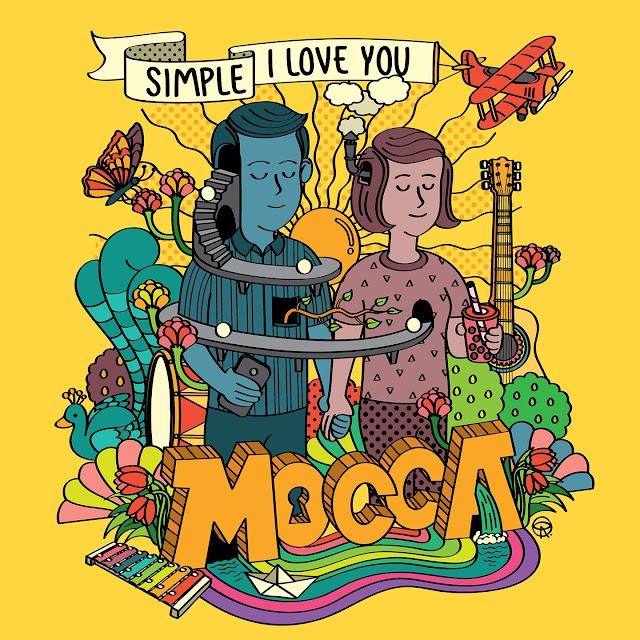 """""""Simple, I Love You"""" Kado Istimewa dari Mocca di hari valentine untuk swinging friends"""