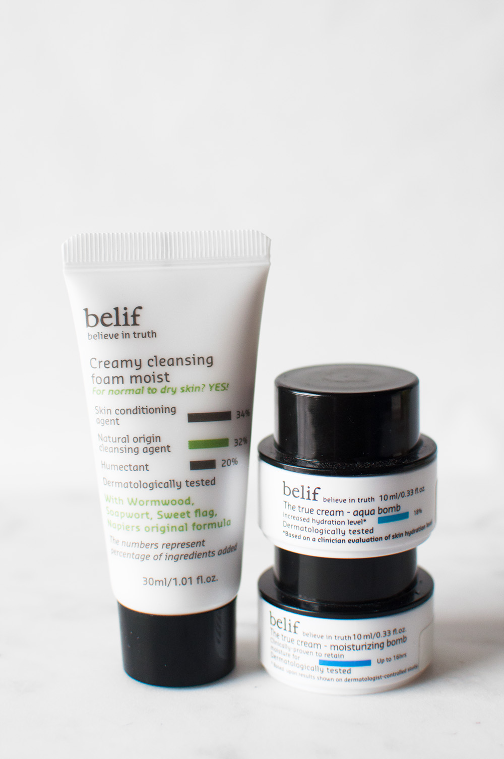 Belif US, Belif at Sephora, Belif haul, Belif US review