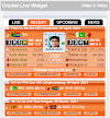 Live Cricket Score HTML Code 100% Success || Add Full Scorecard, Live Score widget and IPL Point table to your website