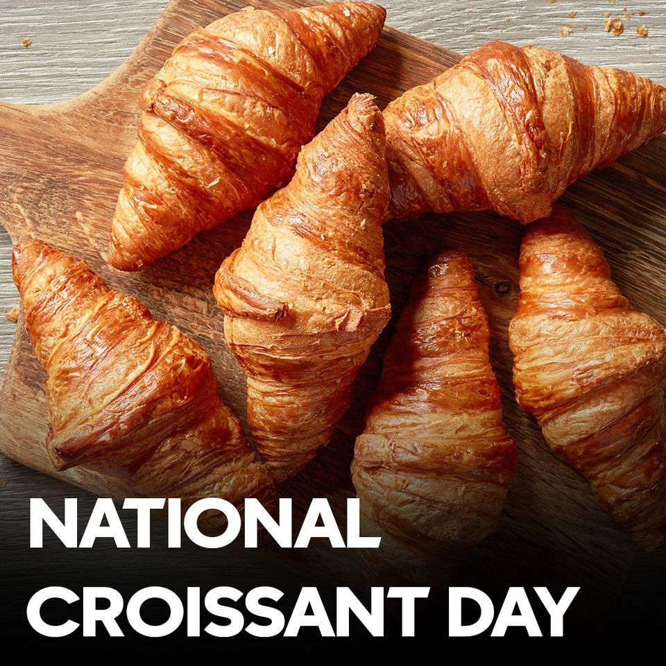 National Croissant Day Wishes