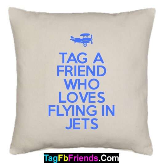 Tag a friend who is crazy for Flying JETS.