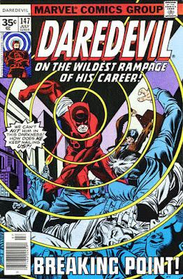 Daredevil #147