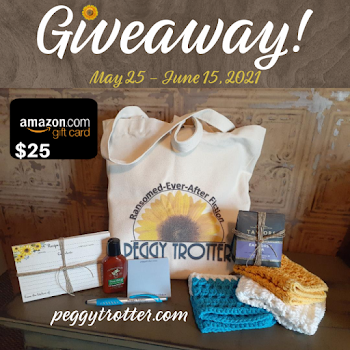 Peggy Trotter The Misfit Bride Giveaway