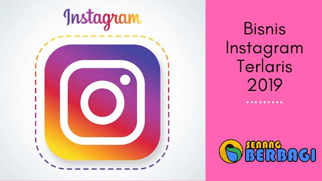 Bisnis Instagram terlaris