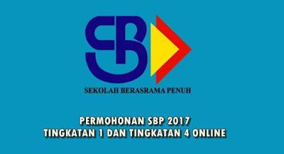Semakan Keputusan SBP 2017 Tingkatan 1 Dan 4 Secara Online