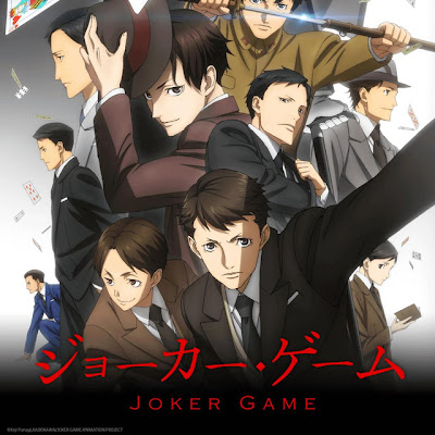 Joker Game (2016) |12/12| |Audio Latino| |BD Ligero| |Mega|