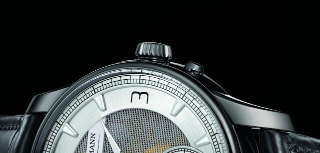 Moritz Grossmann - ATUM Pure M case detail