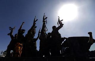 Teroris Syiah al Houthi Eksekusi Mati Empat Jurnalis di Yaman