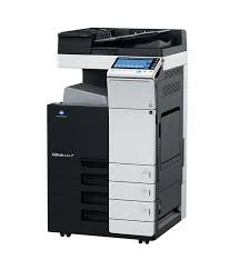 It has been upgraded amongst iv adjustable newspaper drawers for multiple chore sizes Konica Minolta C364 Driver Downloads
