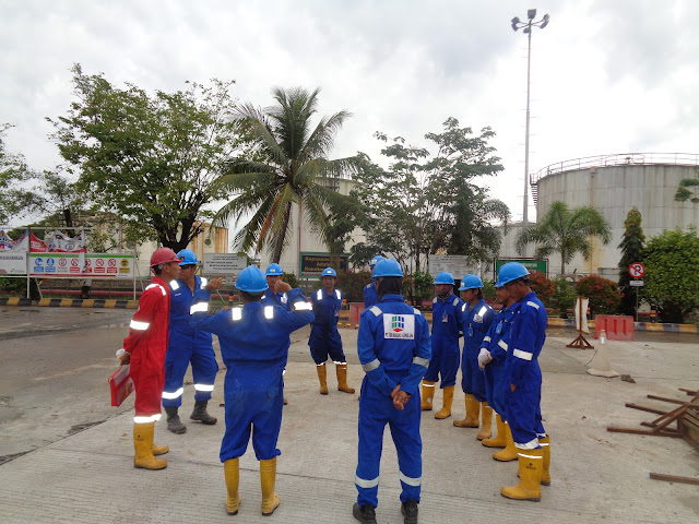 materi safety talk