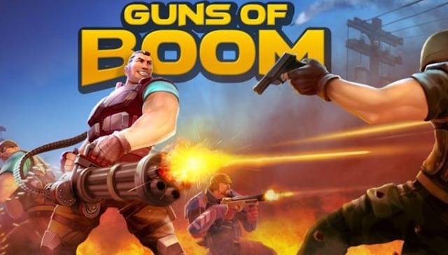 تحميل لعبة Gods of Boom للأندرويد والأيفون اخر إصدار2020