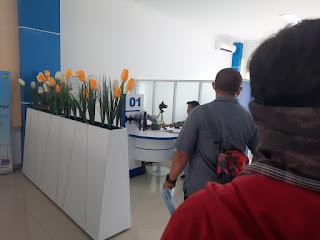 Ruang Foto, lokasinya tepat persis di depan ruang entry data