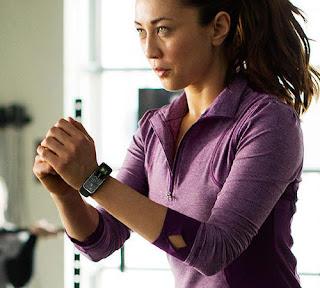 Gear Fit 2 para ejercicio