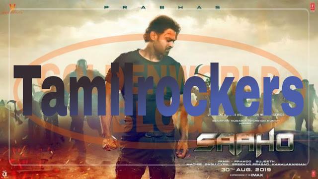 Saaho Full Movie Download Leaked Online by TamilRockers