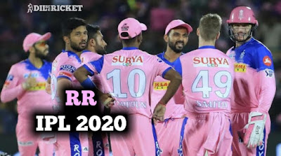 Rajastan Royal - Players, Salary | IPL Team 2020