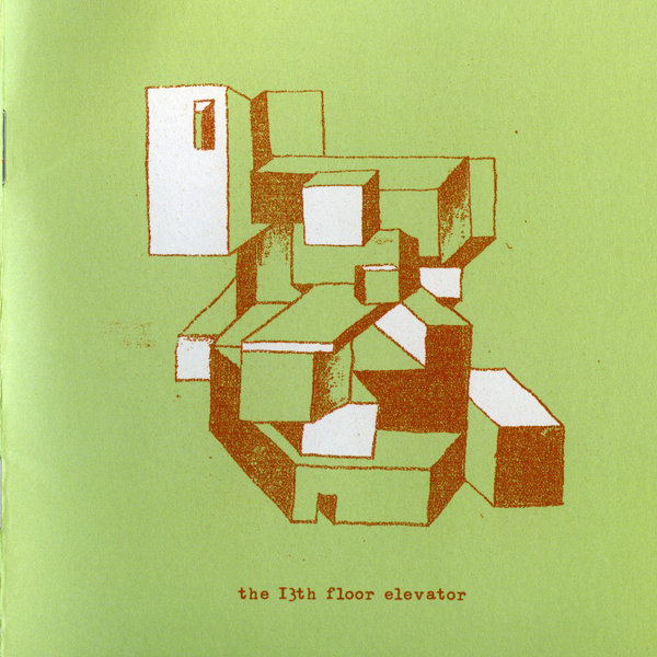 Various Artists ‎– The 13th Floor Elevator