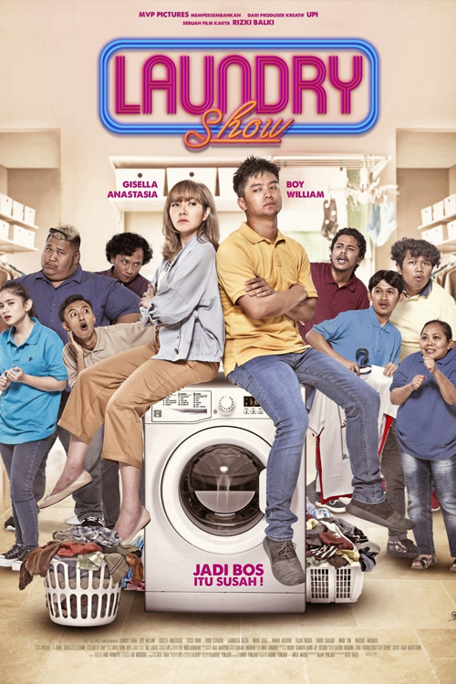 Download Film Laundry Show (2019) Full Movie Indonesia