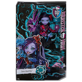 MH Gloom and Bloom Jane Boolittle Doll