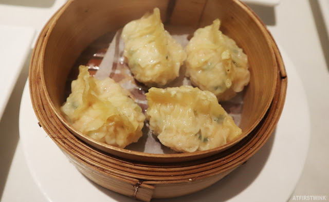 China Town Dimsum & Grill restaurant in Den Haag shark fin dumplings 魚翅餃