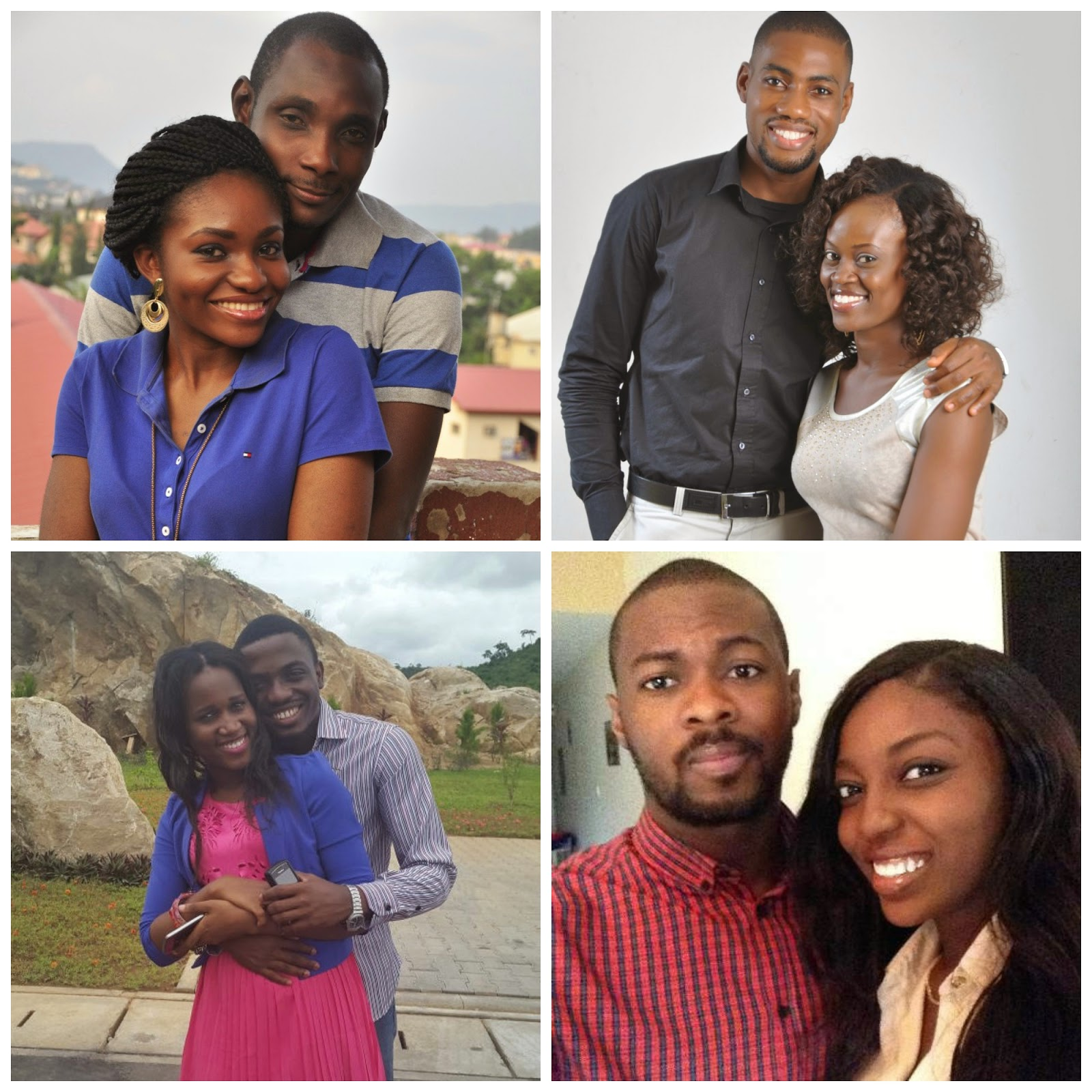 My Nigerian Wedding: Meet The Top 10 Couples In My Big Nigerian Wedding Season